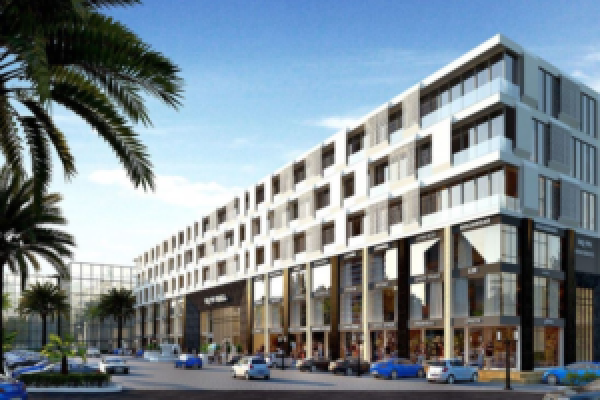 SQ 99 Mall and Apartments
